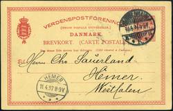 2355: Dänemark - Besonderheiten