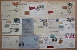7230: Sammlungen und Posten Russland/Sowjetunion - Briefe Posten