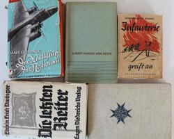 7750: Sammlungen und Posten III.Reich-Propaganda - Literatur