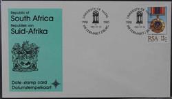 6085: Südafrika - Briefe Posten