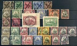 175: Deutsche Kolonien Ostafrika - Sammlungen