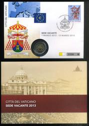 6630: Vatikanstaat - Numisbriefe