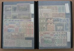 110.80.140: Banknoten - Deutschland - Notgeld