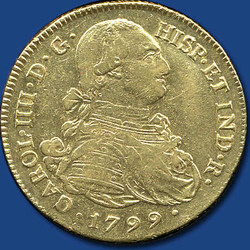 40.500.100: Europa - Spanien - Karl IV., 1788 - 1808