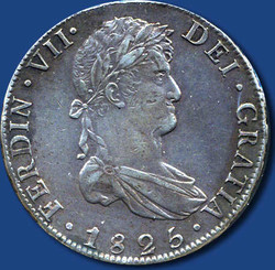 40.500.130: Europa - Spanien - Ferdinand VII., 1813 - 1833