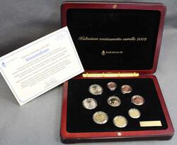 40.100.10.10: Europa - Finnland - Euro Münzen - Münzsätze