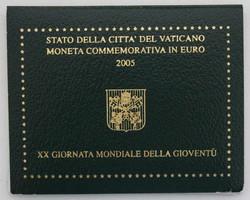 40.200.330.30: Europa - Italien - Vatikan - Euro Münzen  - Sonderprägungen