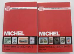8730: Michel Kataloge Übersee
