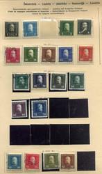 4795: Österreich Feldpost Allgemeine Ausgaben - Sammlungen