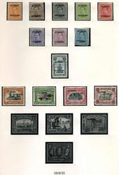 1830: Belgische Militärpost im Rheinland - Sammlungen