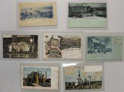 7900: Sammlungen und Posten Ansichtskarten Deutschland
