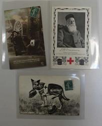 303030: Int.Organisationen, Rotes Kreuz, bis 1933