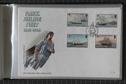 3350: Insel Man - Briefe Posten