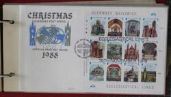 2935: Guernsey - Briefe Posten