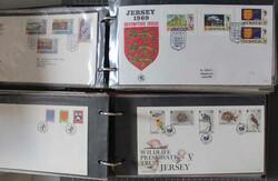 3760: Jersey - Briefe Posten