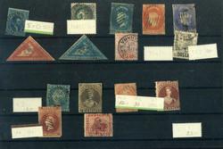 7355: Sammlungen und Posten Übersee