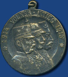 90.10.80.10: Thematische Medaillen - Themen - Militär - Weltkrieg I