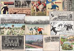 784535: Sport u. Spiel, Fussball sonstige