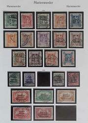 305: Marienwerder - Sammlungen