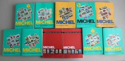 8730: Michel Catalogues Overseas