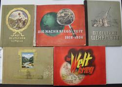 7750: Sammlungen und Posten III.Reich-Propaganda - Sammelbilder