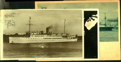 746007: Schiffahrt, Schiffspost, Deutsche Schiffspost 1933-45