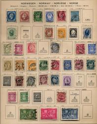 4710: Norwegen - Sammlungen