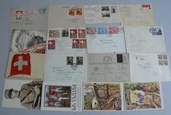 5711: Schweiz Soldatenmarken - Sammlungen