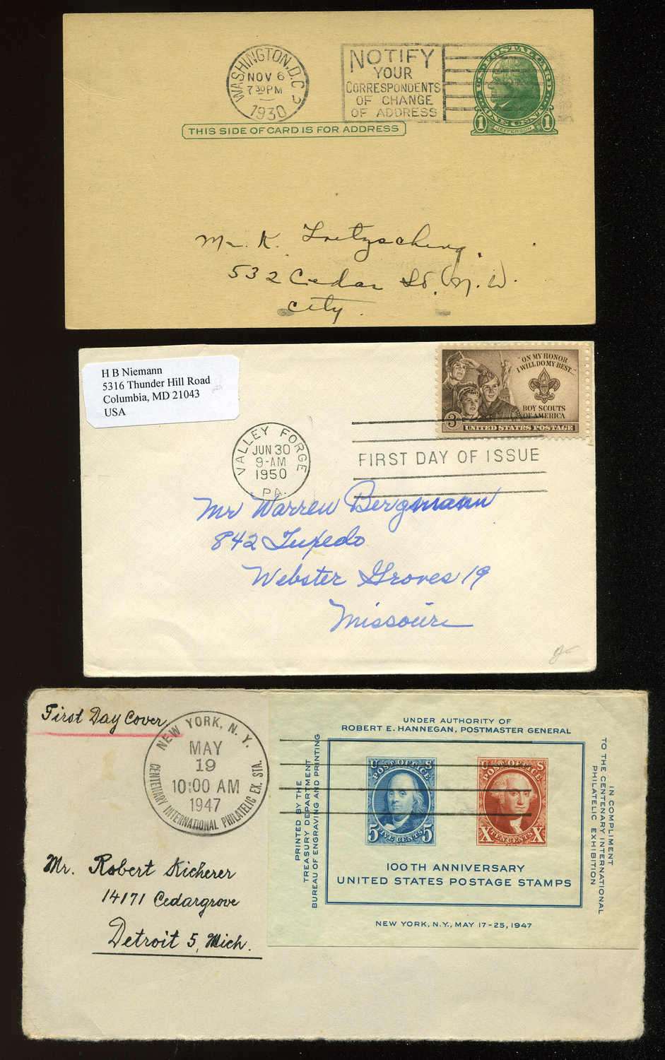 philasearch com united states covers bulk lot