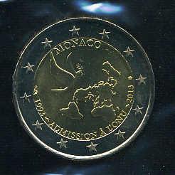 40.340.10.30: Europa - Monaco - Euro Münzen  - Sonderprägungen