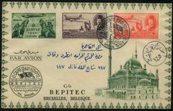 1560: Ägypten (Königreich) - Vignetten