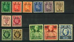 3565: Italenisch Eritrea Britische Militärpost