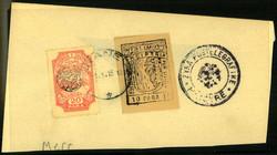1635: Albanien Essad Post