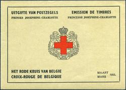 1810: Belgien - Markenheftchen