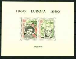 4480: Monaco - Ministerbuecher und Sonderdrucke