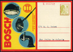 5790: Spanien - Privatganzsachen
