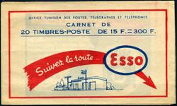 6445: Tunesien - Markenheftchen