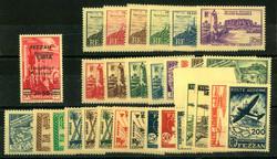 2520: Fezzan - Sammlungen