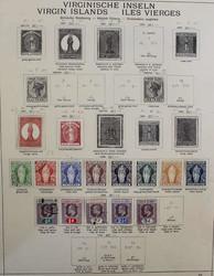 3835: Jungferninseln - Sammlungen