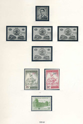 1810: Belgien - Sammlungen