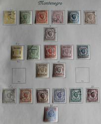 4490: Montenegro - Sammlungen