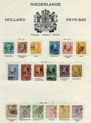 4610: Niederlande - Sammlungen