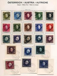 7197: Sammlungen und Posten Österreichische Feldpost