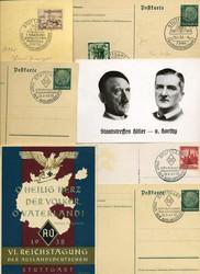 7720: Sammlungen und Posten Heimat