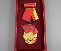 200.10.50: Historika, Studentika - Orden, Ehrenzeichen, DDR