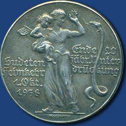 90.10.80.20: Thematische Medaillen - Themen - Militär - Weltkrieg II