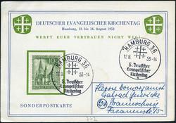 681030: Religion, Christliche, Kirchentage