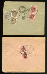 3330: Persien - Iran - Briefe Posten