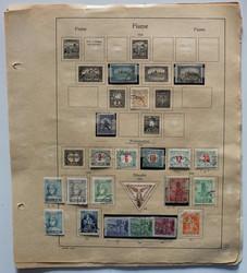 2555: Fiume - Sammlungen