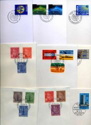 5690: Schweiz Internationale Fernmeldeunion UIT - Briefe Posten